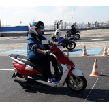 direção defensiva e preventiva para motos Parque do Carmo